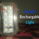 Simple Rechargeable Light V2.0