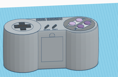 Second Submission: SNES Co(i)ntroller