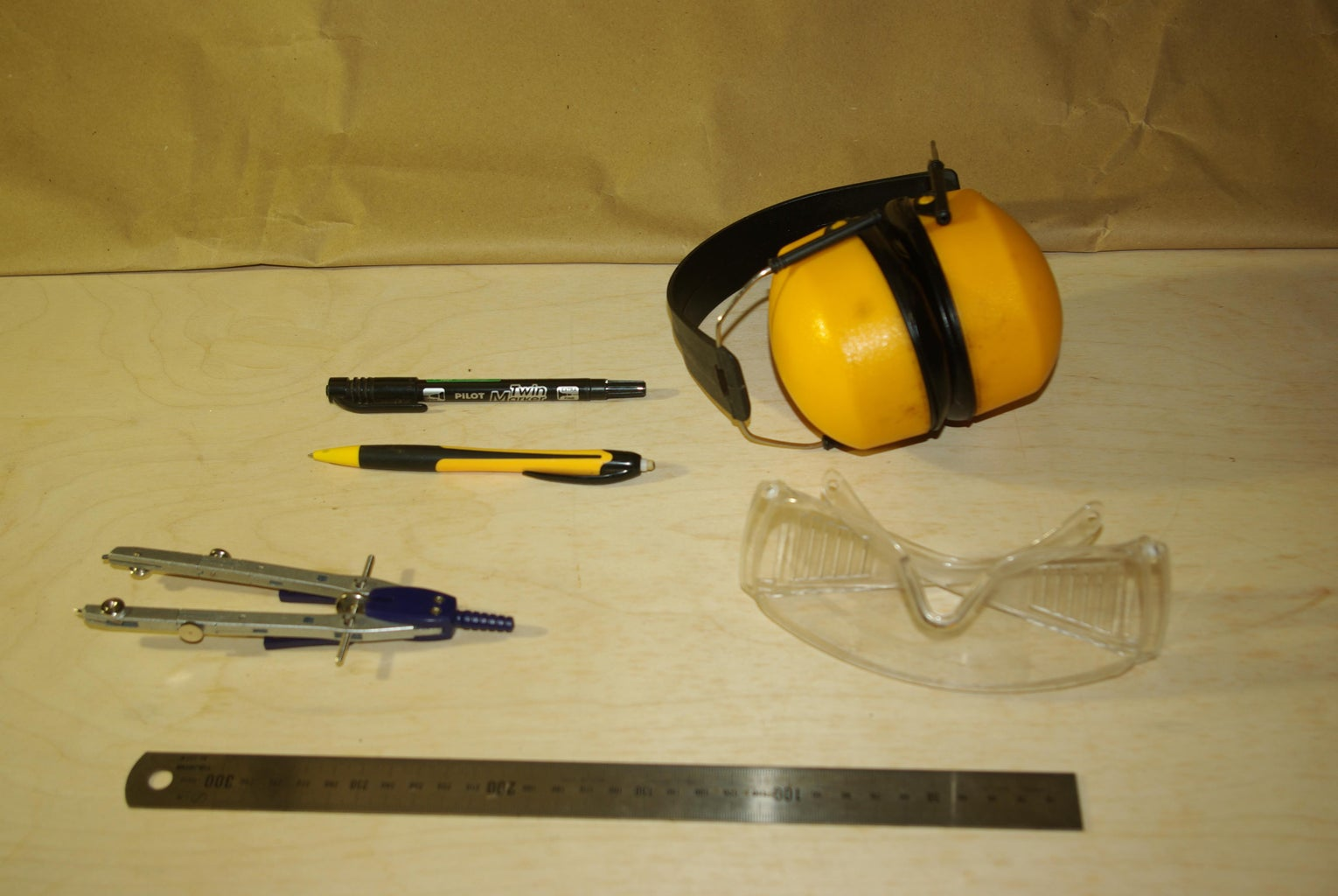 Gathering Tools #1: Marking, Personal Protection