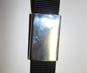 No Weld Belt Buckle