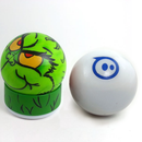 DIY Custom Painted Grinch Sphero