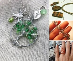 Jewelry Making Ideas for the Summer Camp Art Director