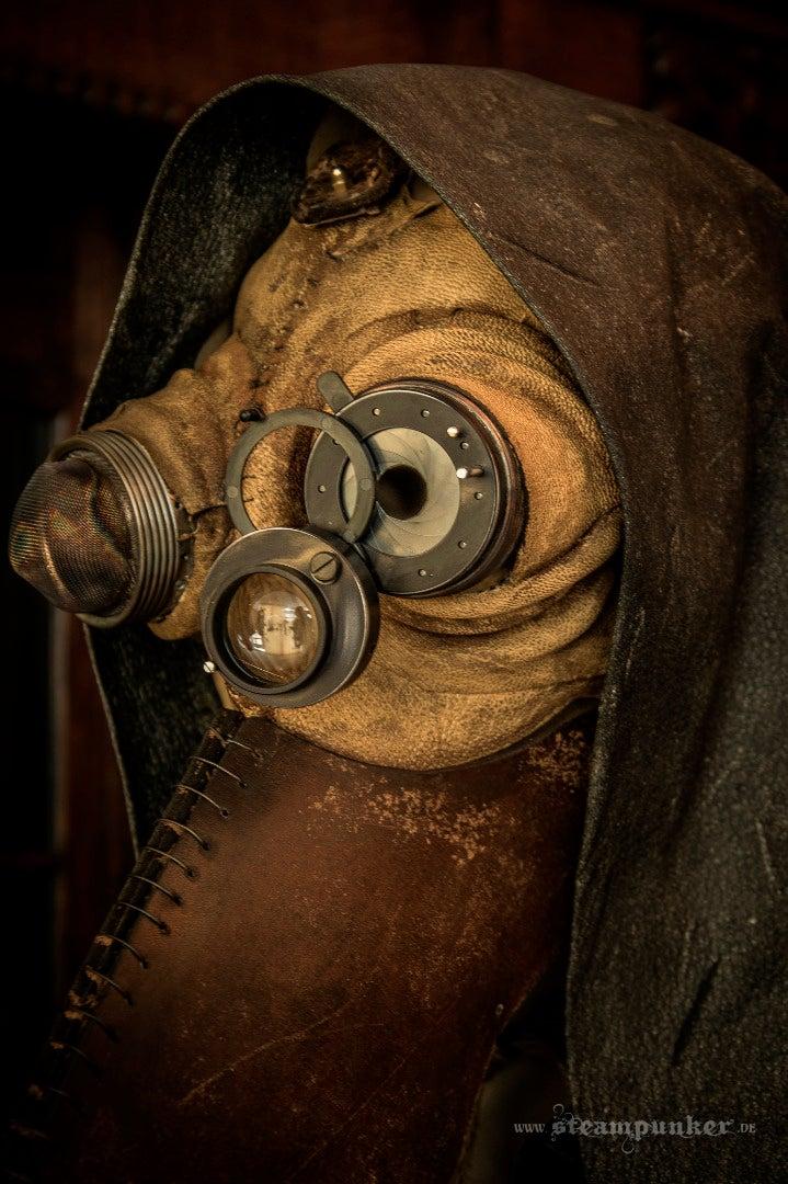 The Plague Masks