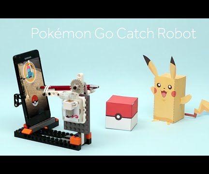 PokemonGo Catch Machine!