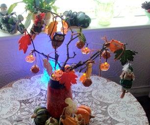 Spooky Tree Centrepiece