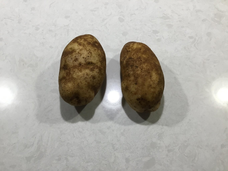 Preparing Potato