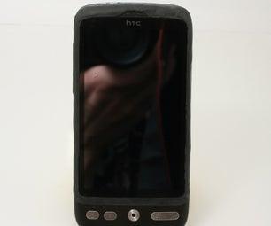 HTC Desire Sugru Repair