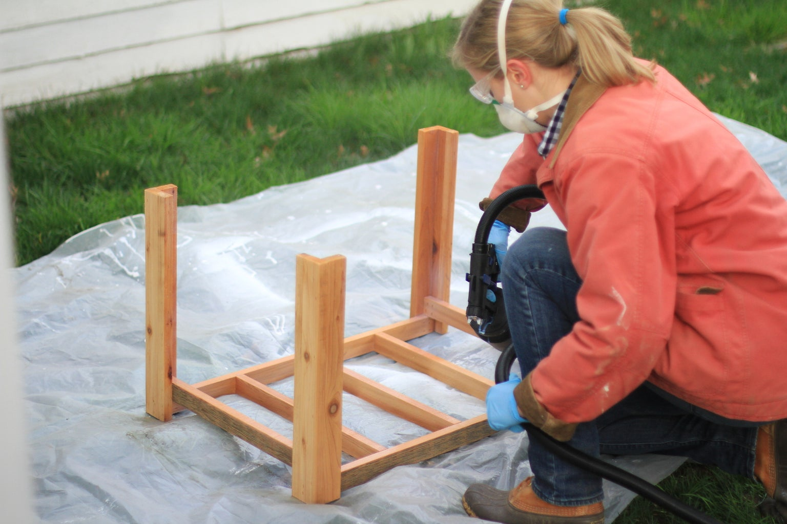 Constructing a Coffee Table