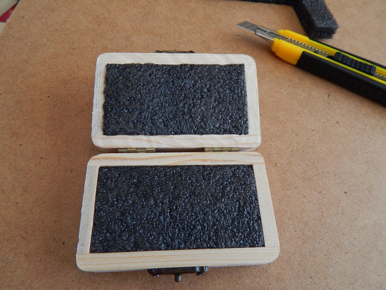 Cutting Foam Sheets