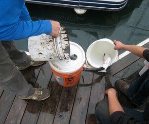TarBallTrap - How to Clean Up an Oil Spill (Part II)