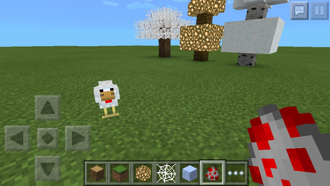 Minecraft Fun Trees