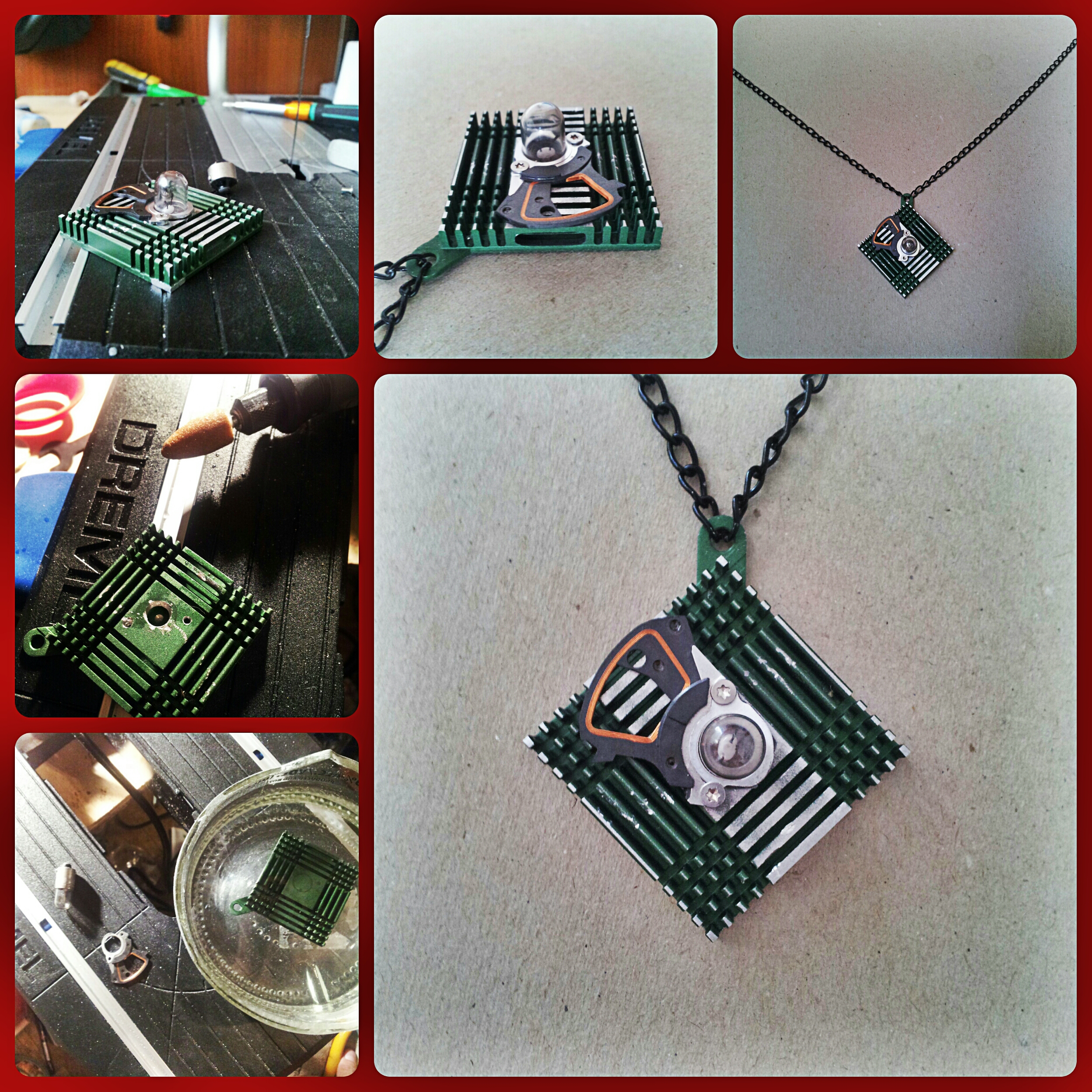 Necklace BecAl