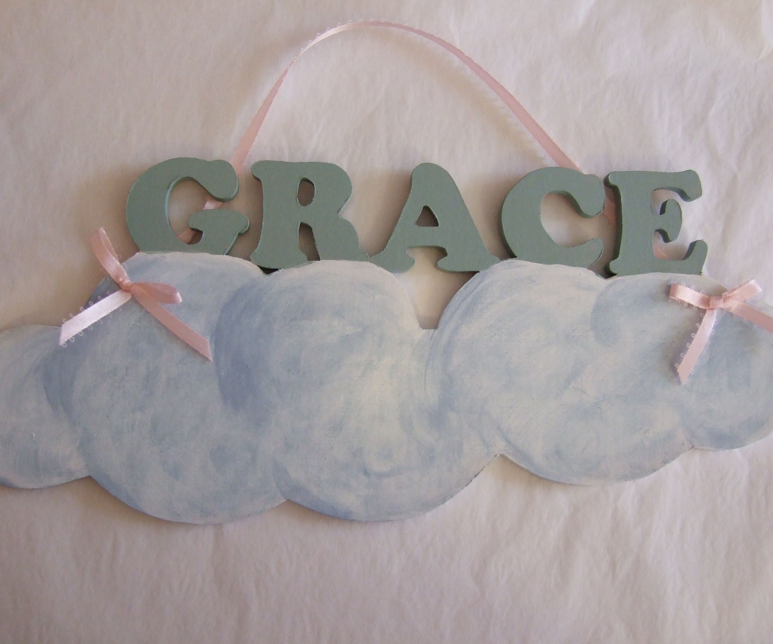 Creating Wooden Name Signs