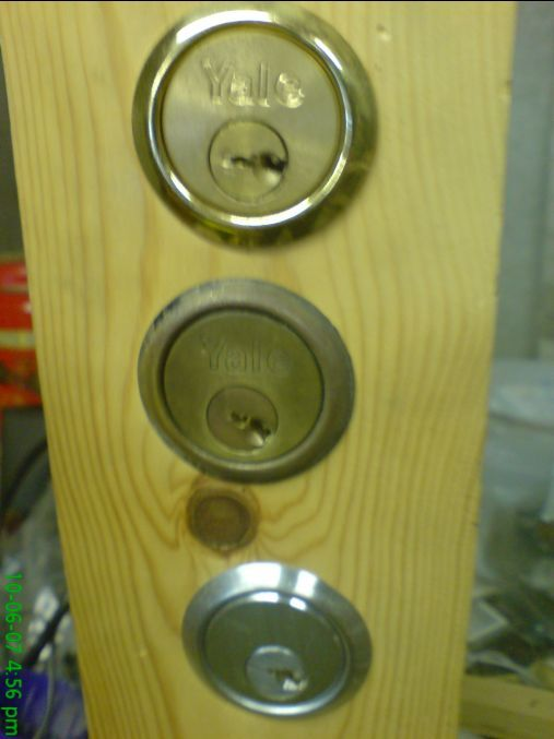 How to Pick a Common Cylinder Lock