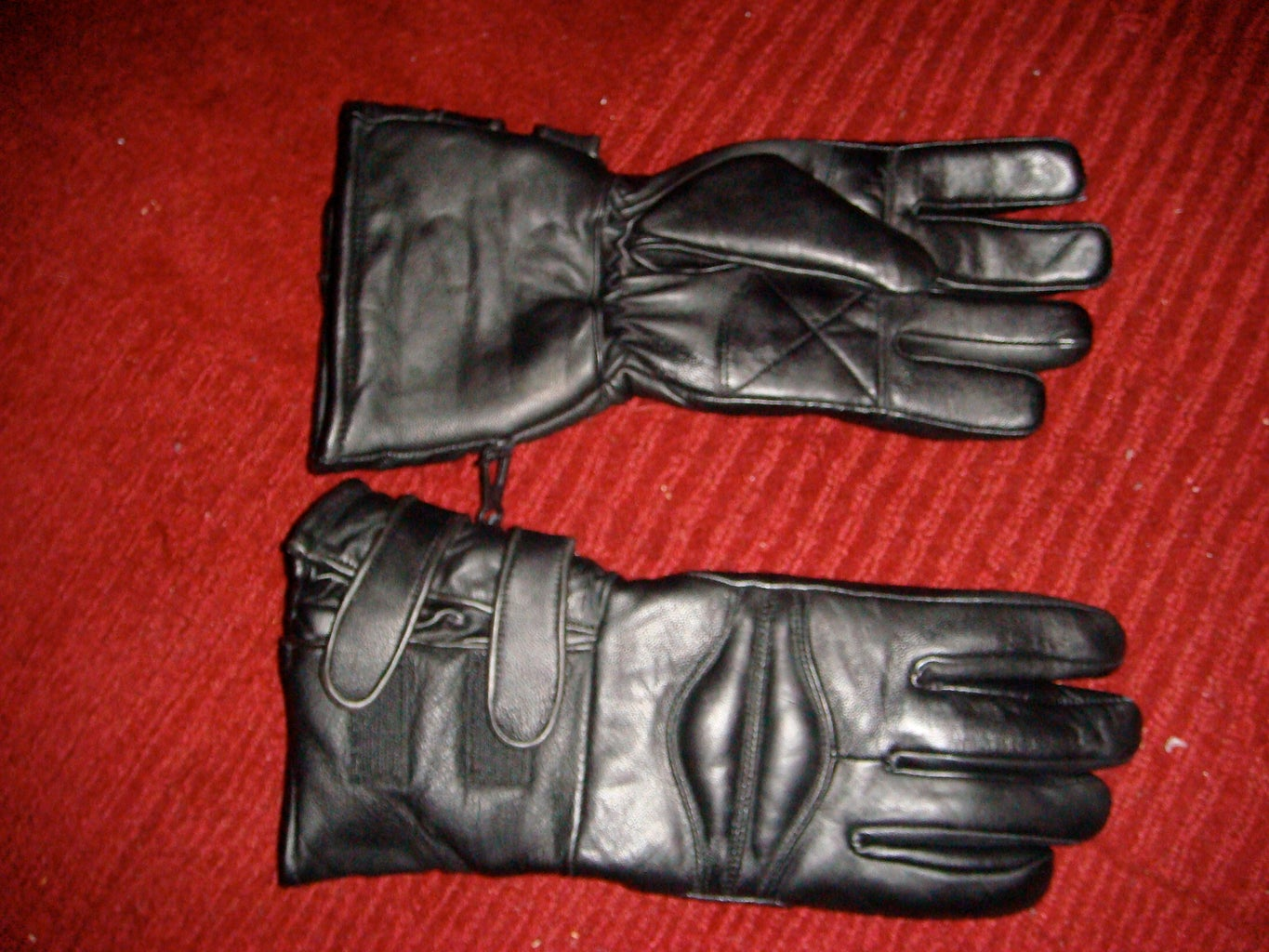 Gloves, Utility Belt, Pants and Boots