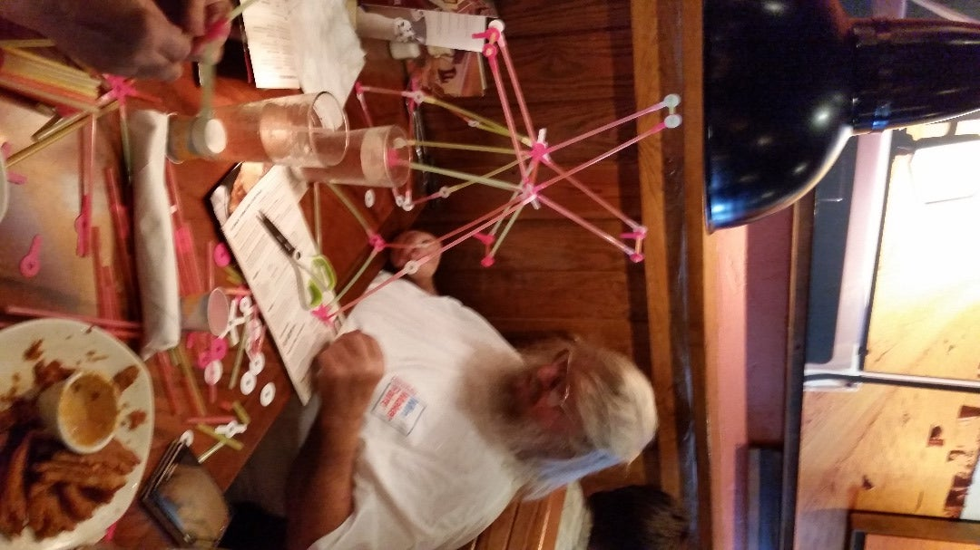 Strawbees - Fun for an Adult Gathering
