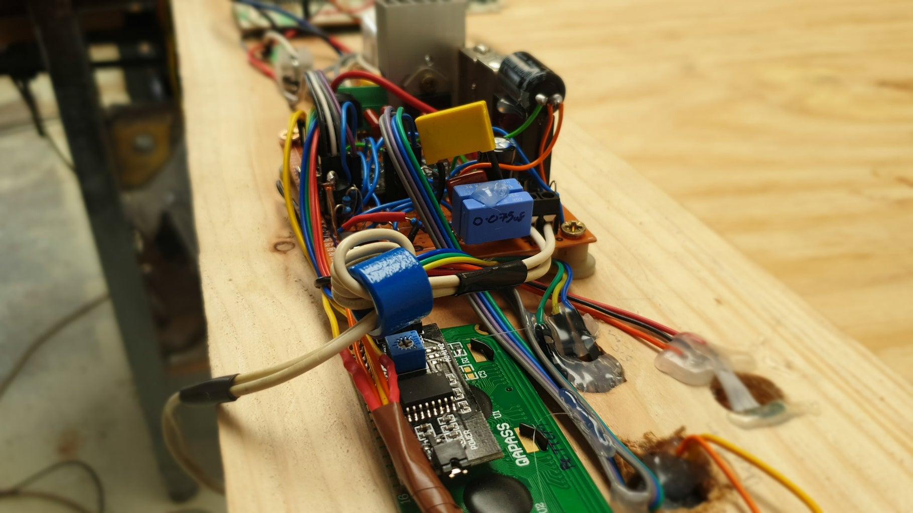 Motor Control #4 - Zero Cross Detection