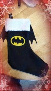 Batman Stocking