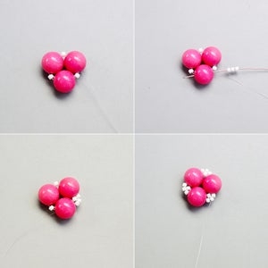 How to Make the Sweet Earrings