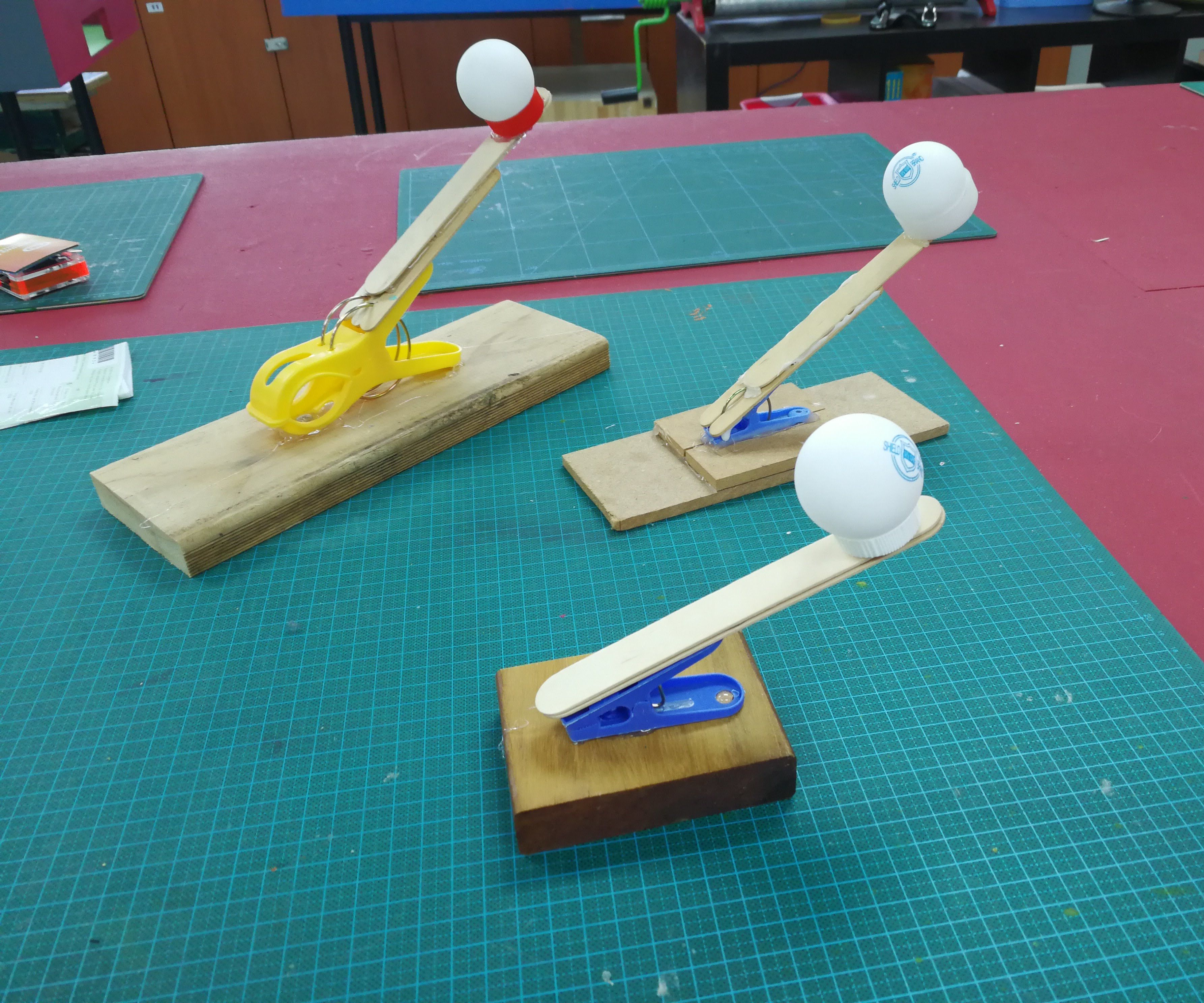 Simplest Catapult Ever!