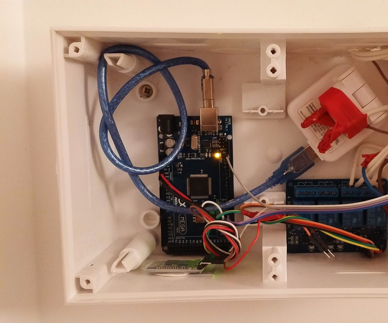 Smart-home Remote Edition (Arduino)