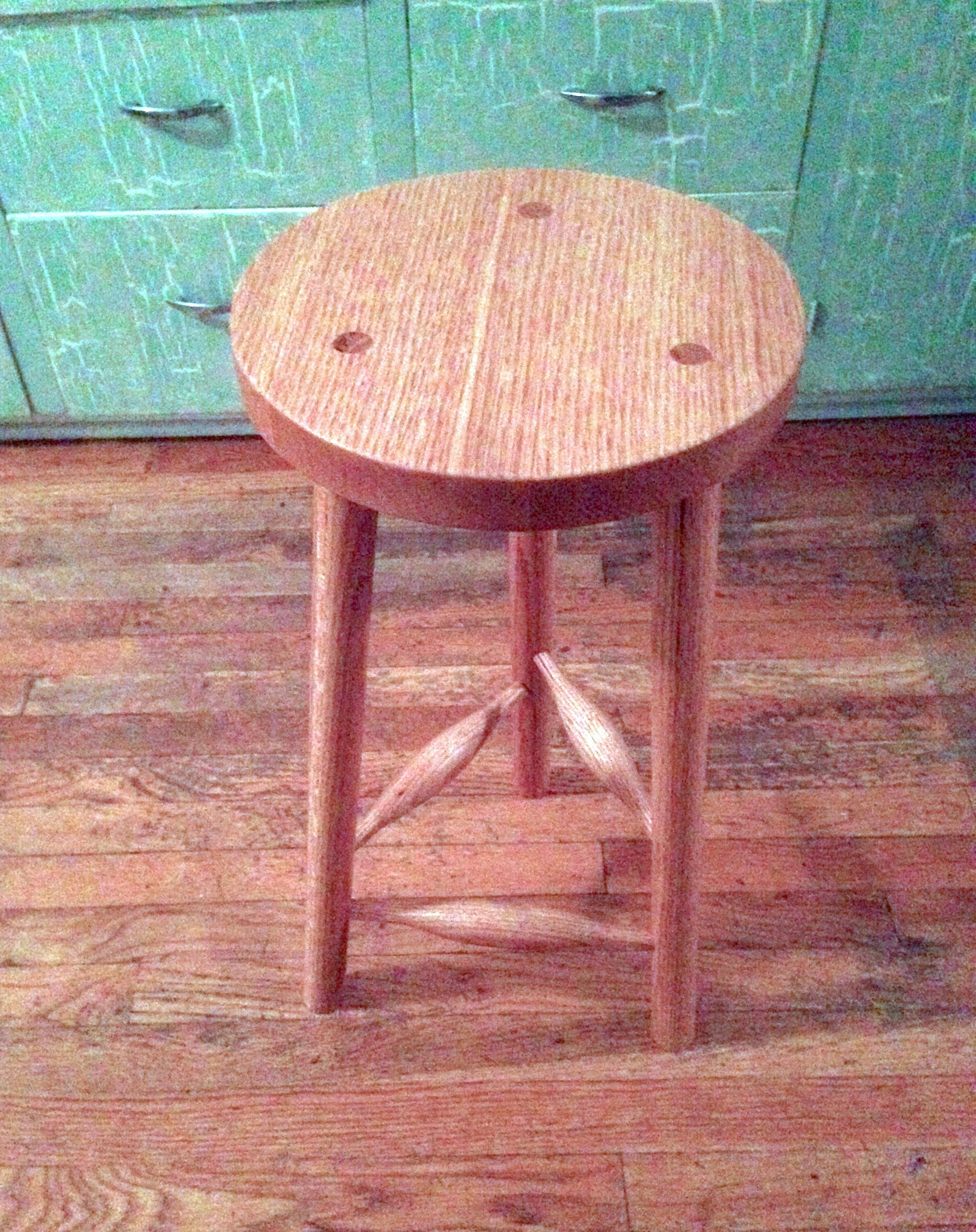 How to Build a Stool from One 2x4