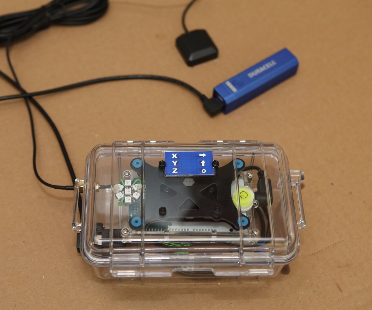 Build a 'blackbox' datalogger for adding on screen display gauges to your videos