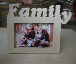DIY Frame Family