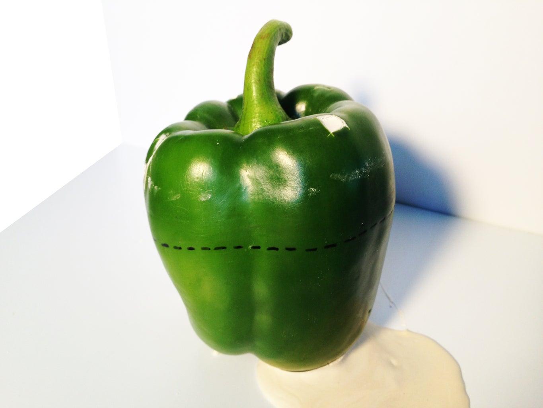 Cut Your Vegetable Open