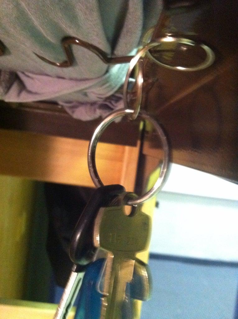 Keyring Hook