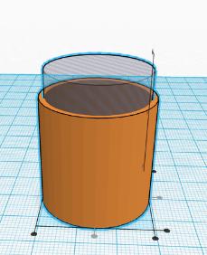 Create Plant Pot Base