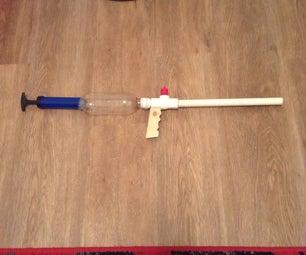 7$ Nerf/paintball Air Gun