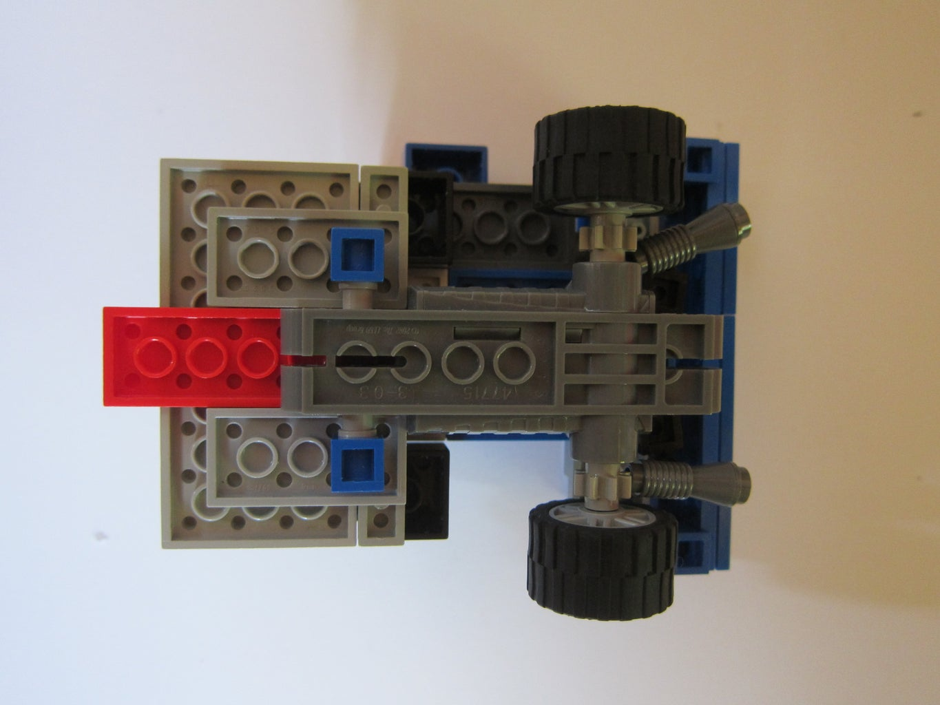Tail Lights and Rear-Mounted Motor