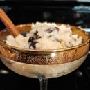 Cinnamon Infused Rice Pudding