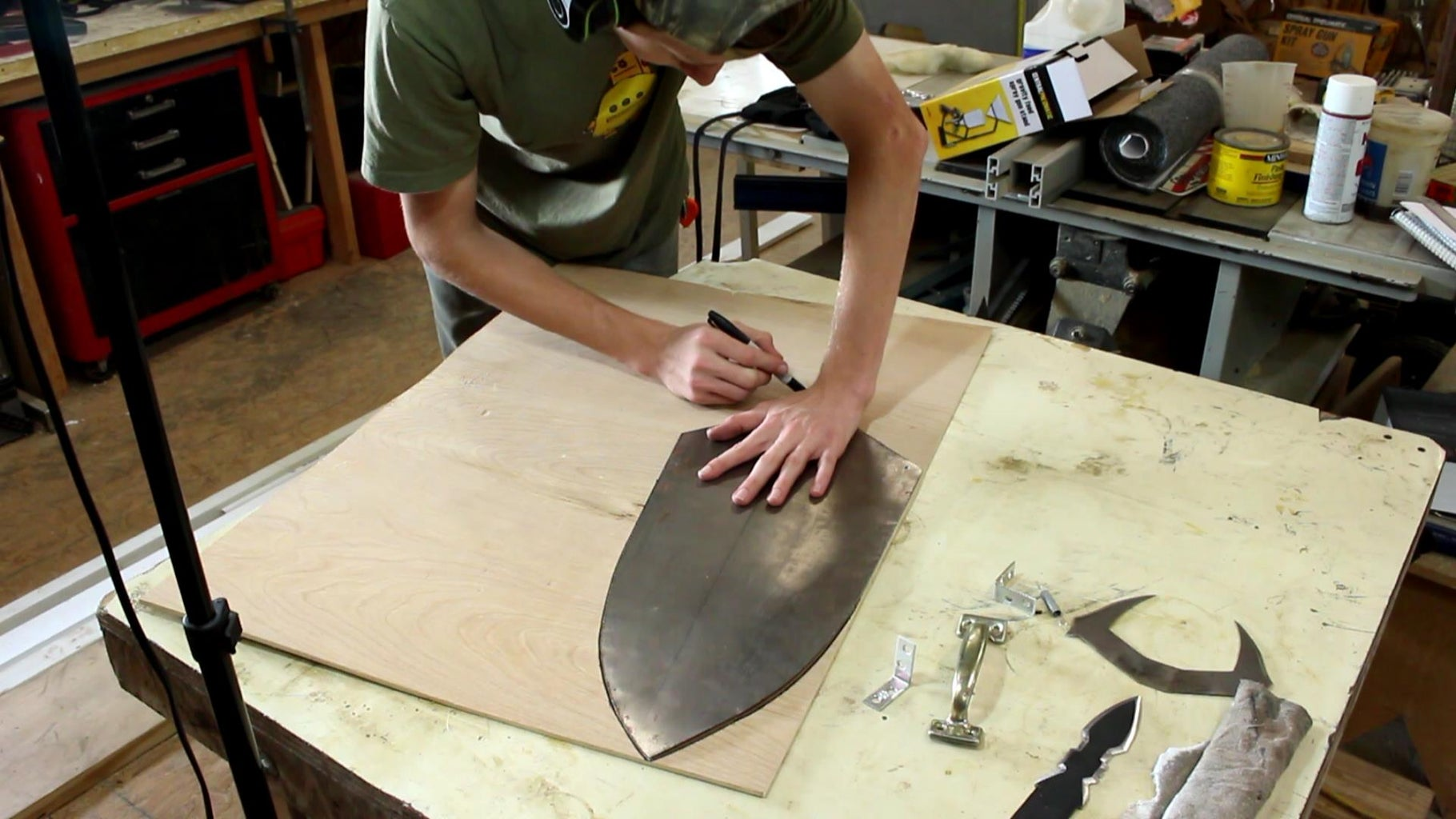Cut Out Plywood