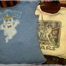 Vintage T-shirt Pillows