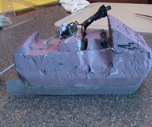 Physics Project: Mini Electric Motor Boat