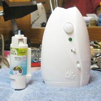 Air Freshener Sensor Hack
