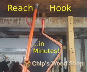 Reach-Hook in Minutes!