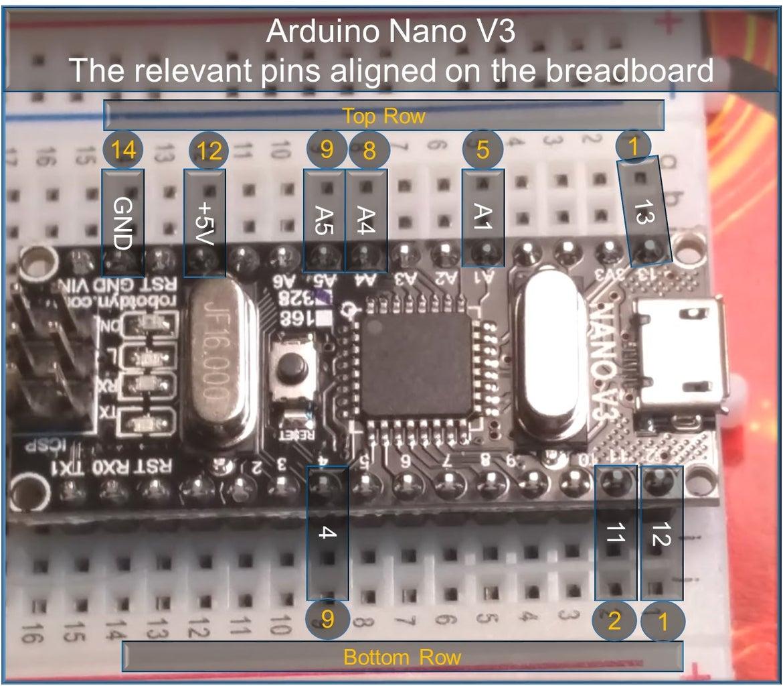 Setting the Arduino