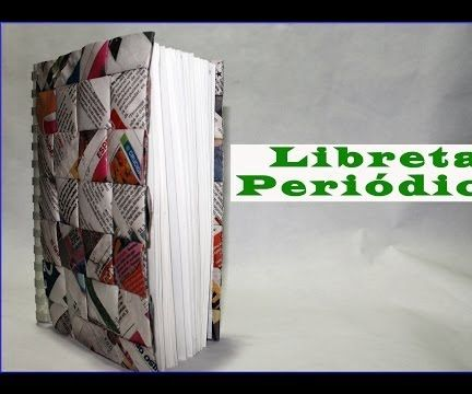 Libreta De Periodico