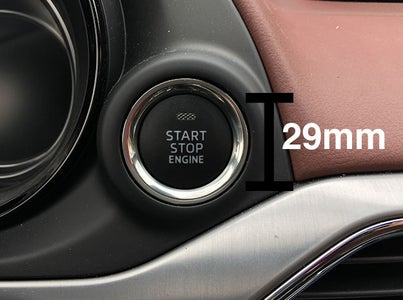 Measure the Engine Start/stop Button