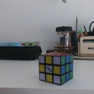Rubik's Cube 3x3 Checkerboard