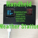 Handheld Weather Station V1