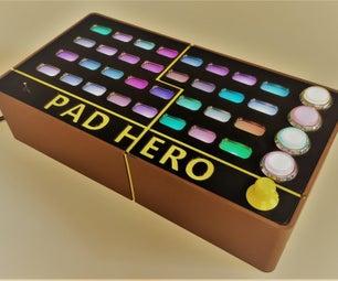 PAD HERO (Guitar Hero Using Arduino)