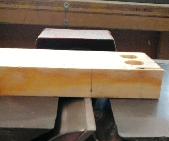 Knife-setting Jig for Your Jointer
