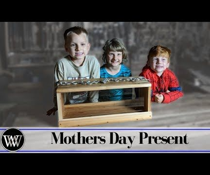 Teaching Kids Woodworking With a Bird Feeder