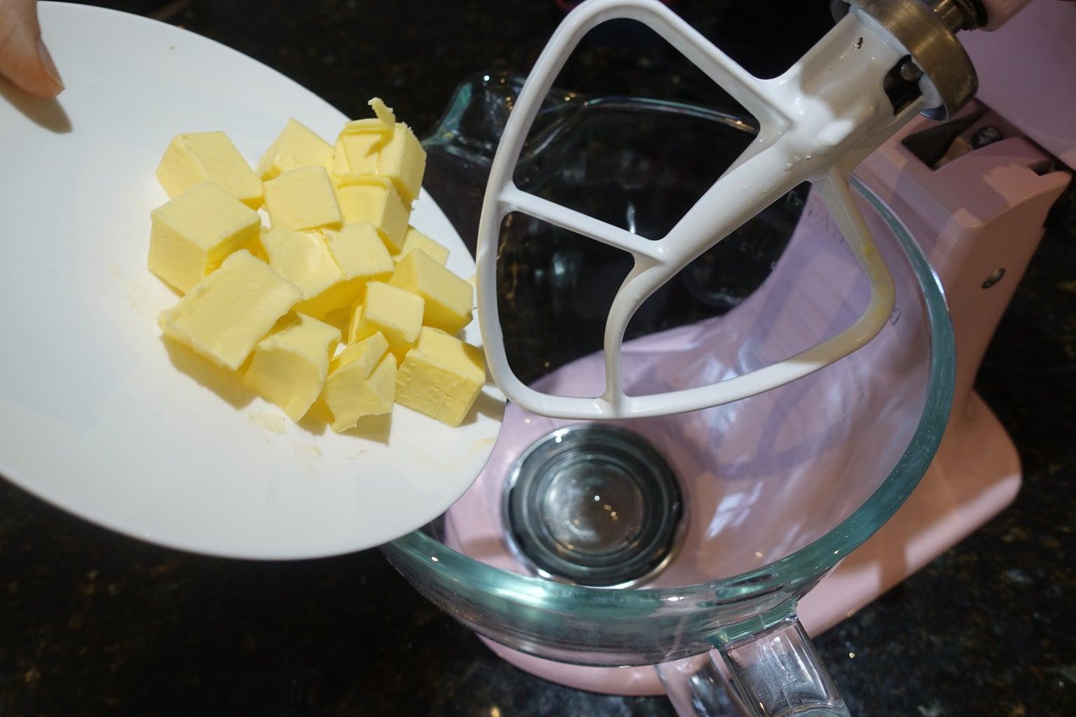 Cream the Butter