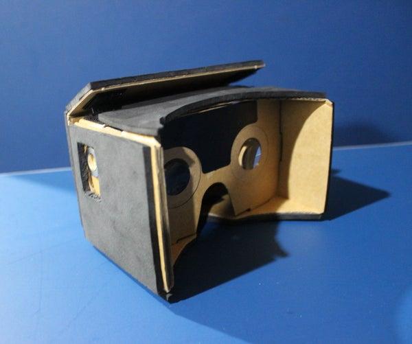 Fun Foam DODOcase VR Kit Mod