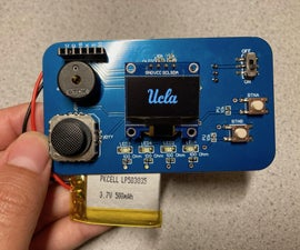 Mini Game Console With ATTINY84 and OLED Display
